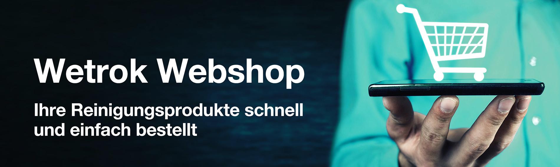 Neuer Wetrok Webshop